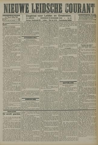 Nieuwe Leidsche Courant 1923-12-19