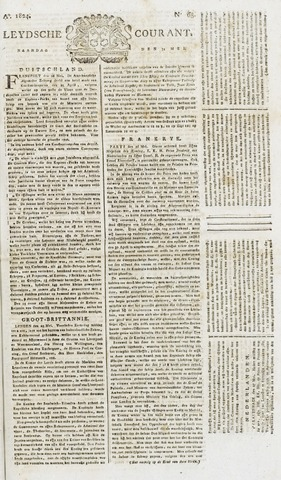 Leydse Courant 1824-05-31