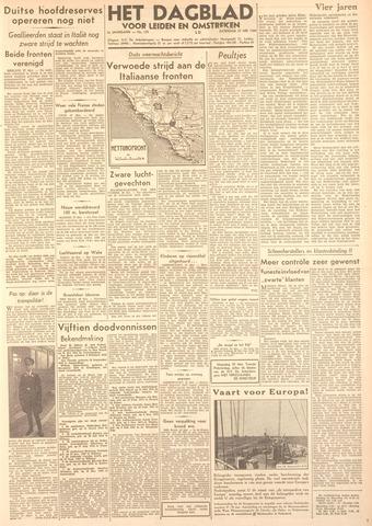 Dagblad voor Leiden en Omstreken 1944-05-27
