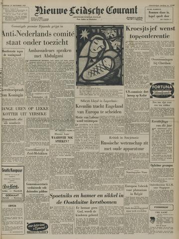 Nieuwe Leidsche Courant 1957-12-21