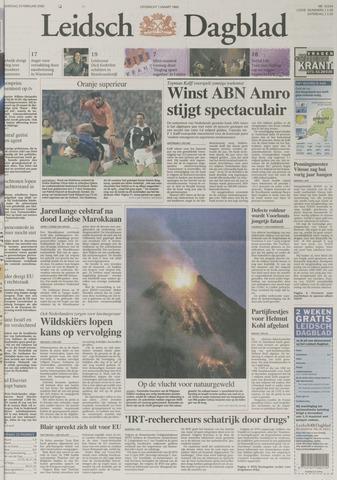 Leidsch Dagblad 2000-02-24