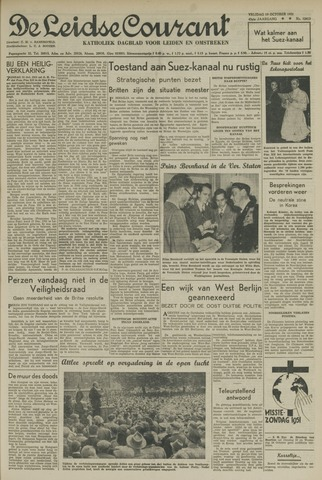 Leidse Courant 1951-10-19