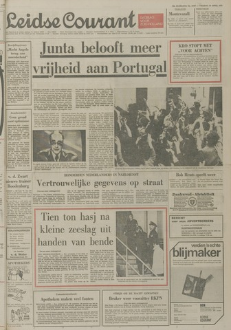 Leidse Courant 1974-04-26