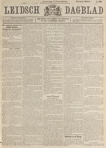Leidsch Dagblad 1916-11-06