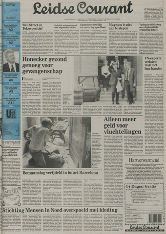 Leidse Courant 1992-07-30