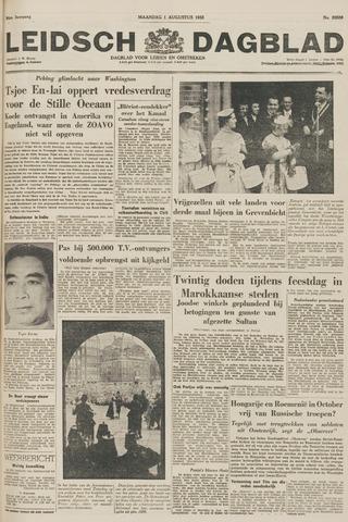 Leidsch Dagblad 1955-08-01