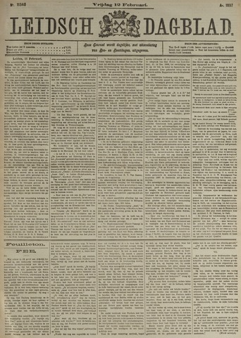Leidsch Dagblad 1897-02-12