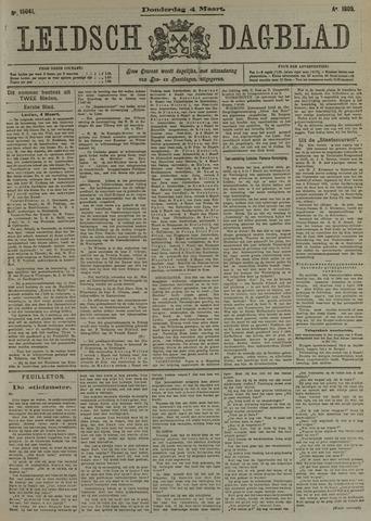 Leidsch Dagblad 1909-03-04