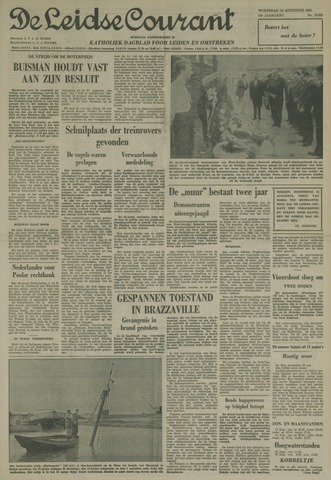 Leidse Courant 1963-08-14
