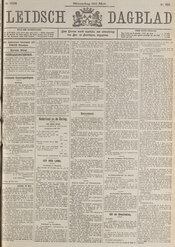 Leidsch Dagblad 1916-05-29