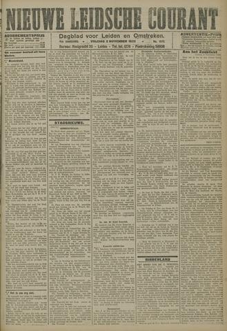 Nieuwe Leidsche Courant 1923-11-02