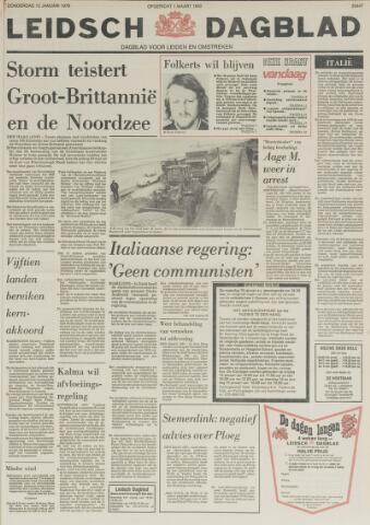 Leidsch Dagblad 1978-01-12