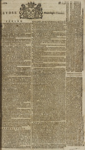 Leydse Courant 1770-12-10