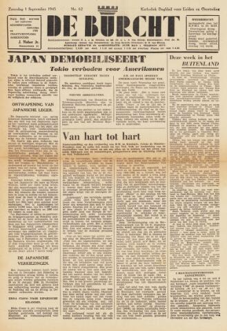 De Burcht 1945-09-01