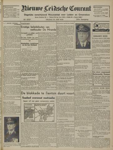Nieuwe Leidsche Courant 1939-06-16
