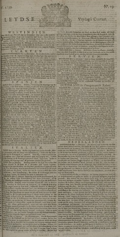 Leydse Courant 1739-02-13