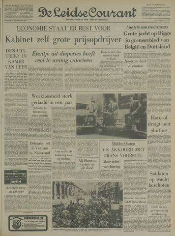 Leidse Courant 1969-02-06