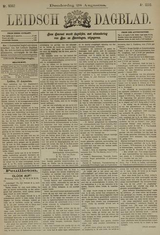 Leidsch Dagblad 1890-08-28