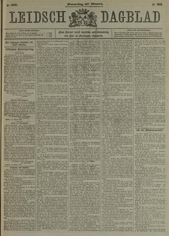 Leidsch Dagblad 1909-03-27