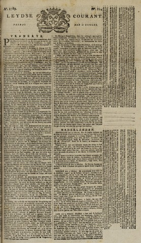Leydse Courant 1789-10-16