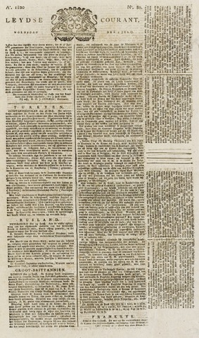 Leydse Courant 1820-07-05