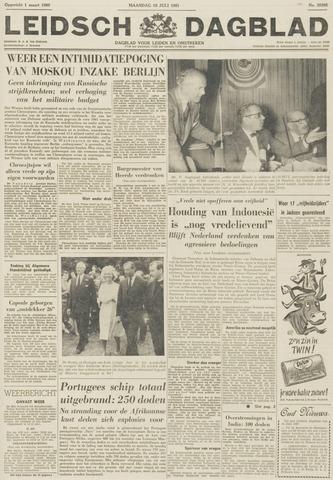 Leidsch Dagblad 1961-07-10