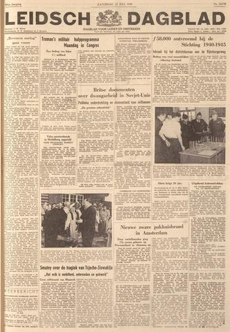 Leidsch Dagblad 1949-07-23