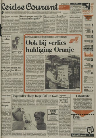 Leidse Courant 1988-06-25