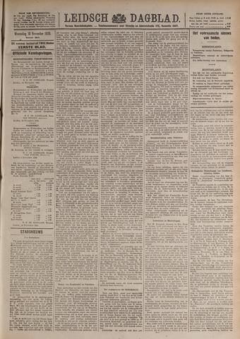 Leidsch Dagblad 1920-11-10