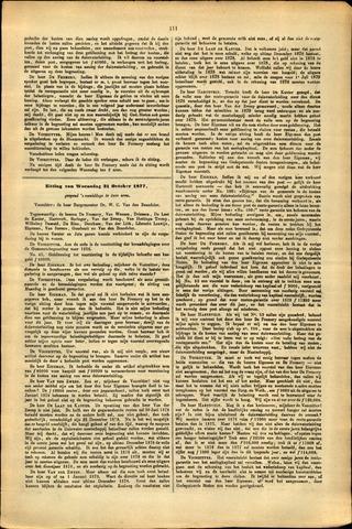 Handelingen van de Raad 1877-10-31