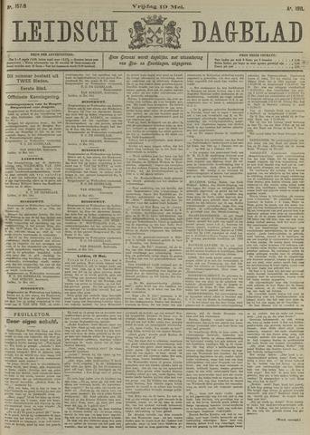 Leidsch Dagblad 1911-05-19