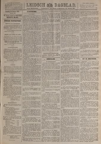 Leidsch Dagblad 1920-01-24