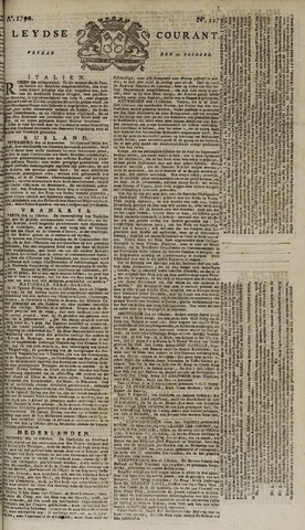 Leydse Courant 1790-10-22