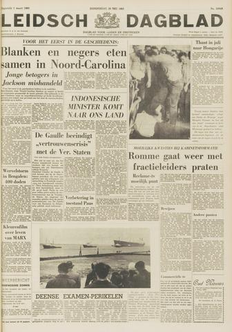 Leidsch Dagblad 1963-05-30