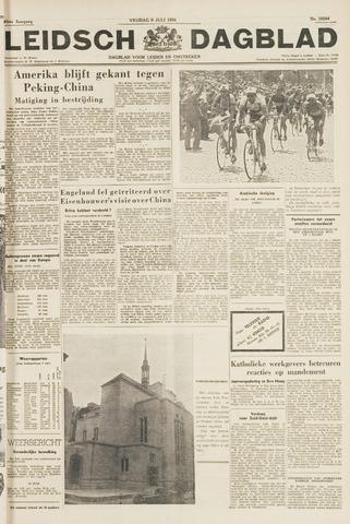 Leidsch Dagblad 1954-07-09
