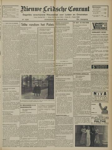 Nieuwe Leidsche Courant 1938-01-13