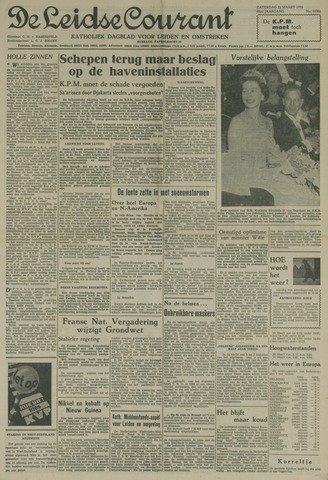 Leidse Courant 1958-03-22