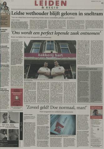 Leidsch Dagblad 2004-04-28