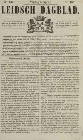 Leidsch Dagblad 1861-04-05