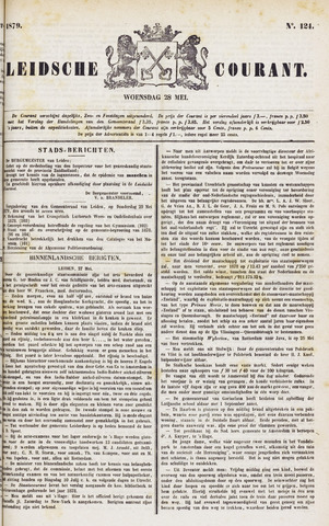 Leydse Courant 1879-05-28