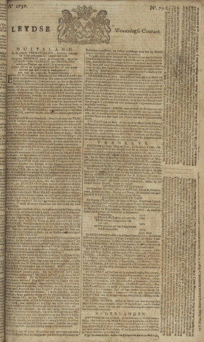 Leydse Courant 1757-06-29