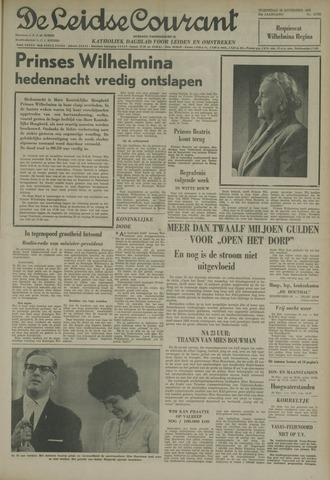 Leidse Courant 1962-11-28
