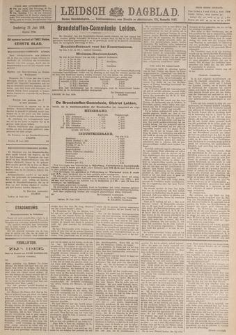 Leidsch Dagblad 1919-06-26