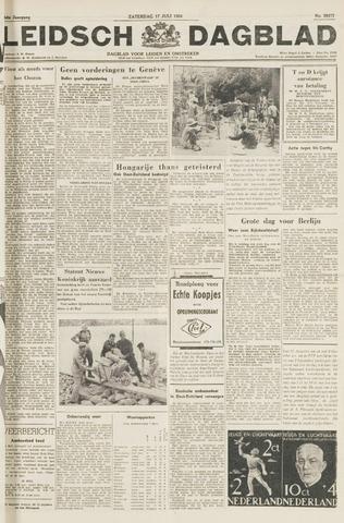 Leidsch Dagblad 1954-07-17