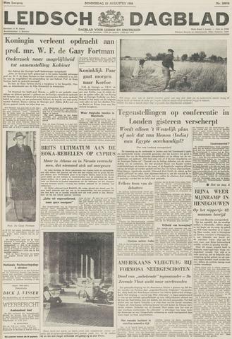 Leidsch Dagblad 1956-08-23