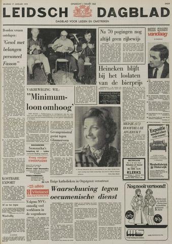 Leidsch Dagblad 1975-01-17