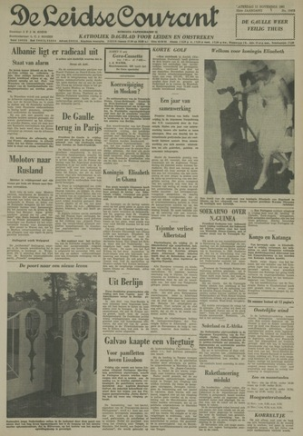 Leidse Courant 1961-11-11