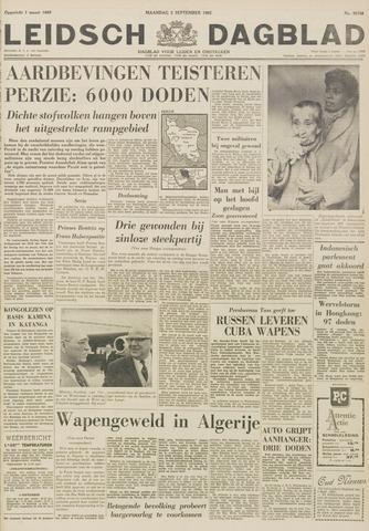 Leidsch Dagblad 1962-09-03