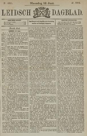 Leidsch Dagblad 1882-06-12