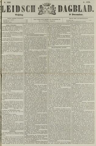 Leidsch Dagblad 1870-12-09